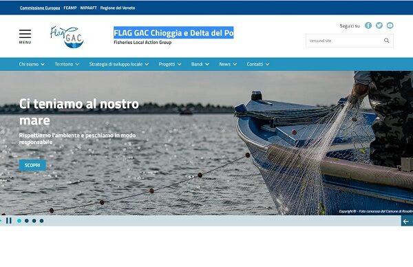 Home sito AgID FLAG GAC