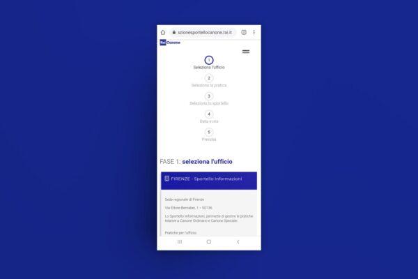 Agenda Web da smartphone