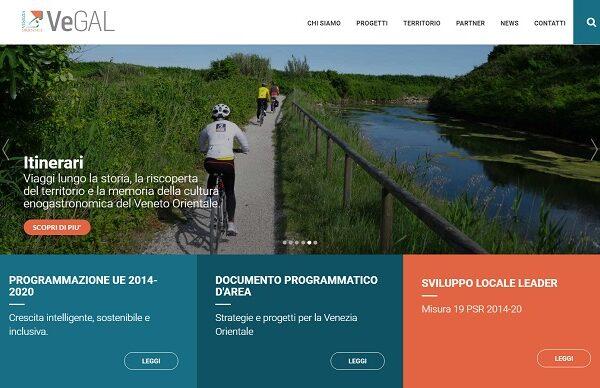 Nuovo sito web per Vegal