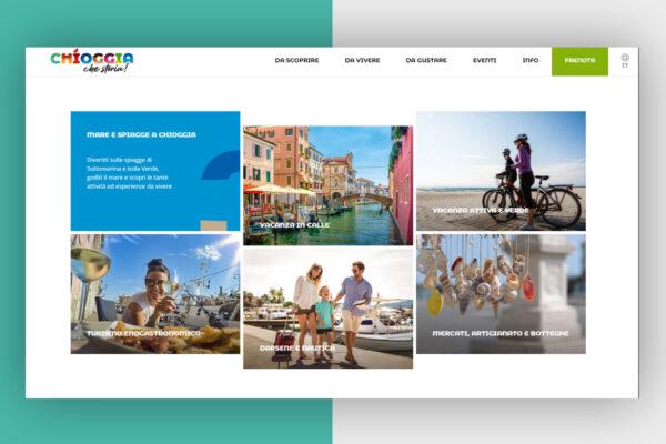 Nuovo portale turistico per Visitchioggia